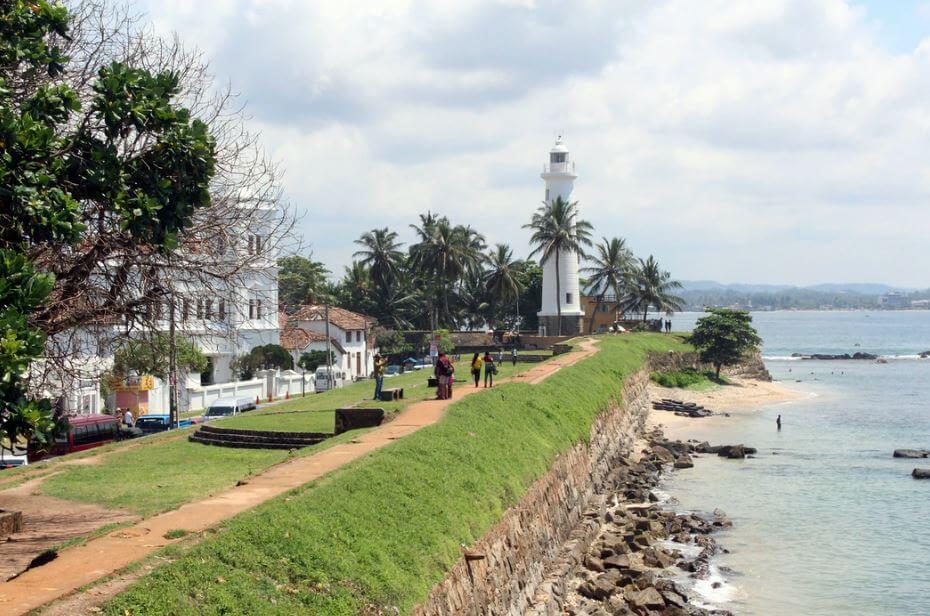 Faro de Galle Sri Lanka