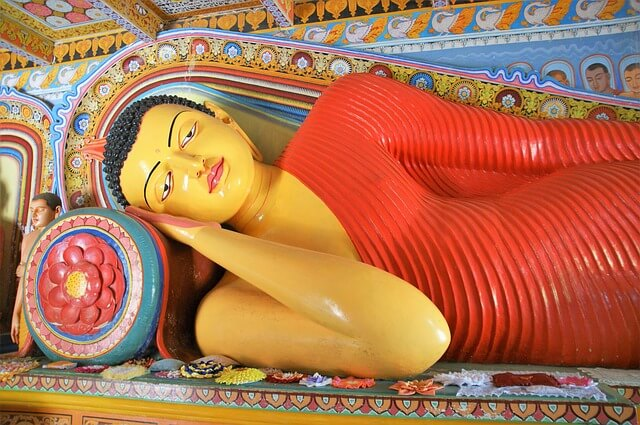 Templo Isurumuniya de Anuradhapura