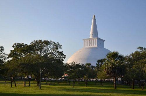 Estupa Ruwanwelisaya de Anuradhapura