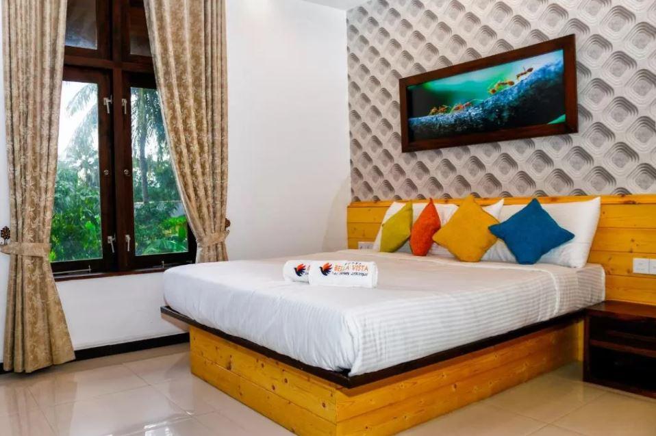 Habitación del Hotel Bella Vista de Anuradhapura