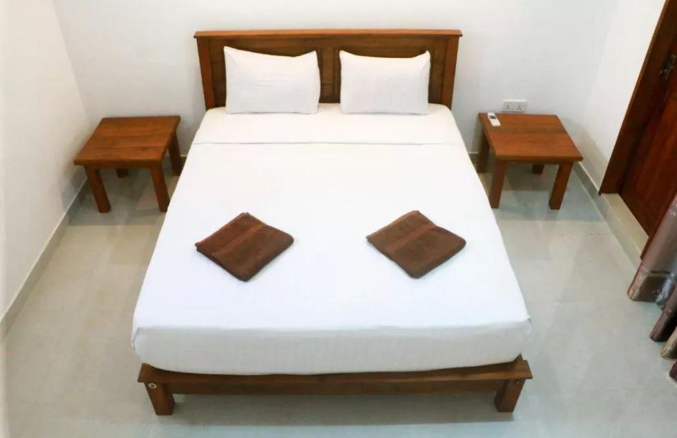 Habitación del hotel Lodge T&T de Anuradhapura